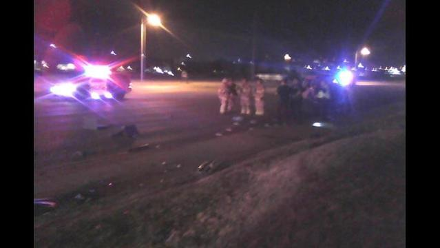 UPDATE: Police Release Details in Friday Nights Fatal Accident in North Lubbock