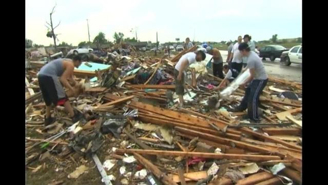 South Plains Helping Oklahoma