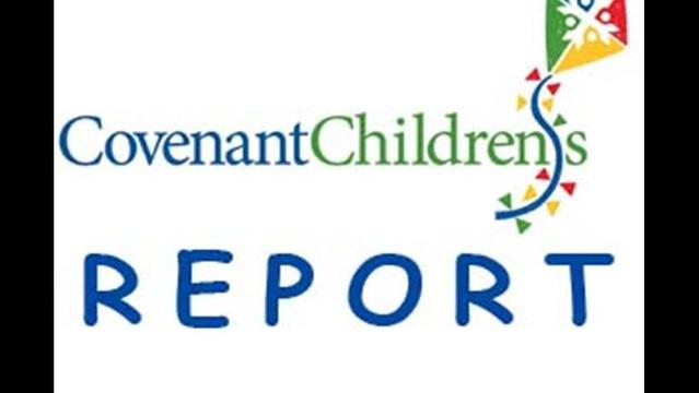 Covenant Childrens Report - Mayors' Beans and Cornbread Luncheon
