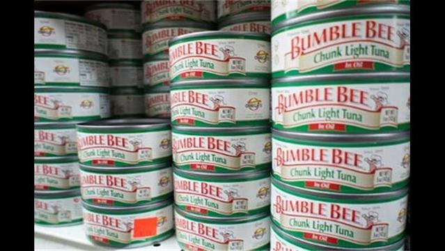 Tuna Recall Blamed on Seal