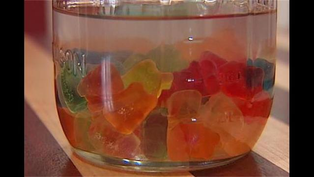Drinking Trend Alert: Vodka Soaked Candy