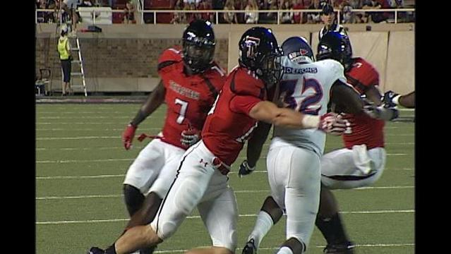 Inside the numbers: Texas Tech Dominant in win over NSU