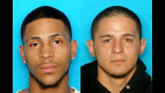 LPD Searching for Two Suspects Involved in Shooting
