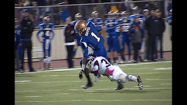 Frenship Rolls Over Waco High To Continue Playoff Run