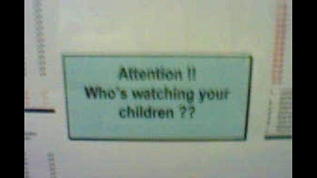 How to check who's watching your kids...