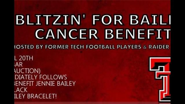 Blitzin' for Bailey Cancer Benefit