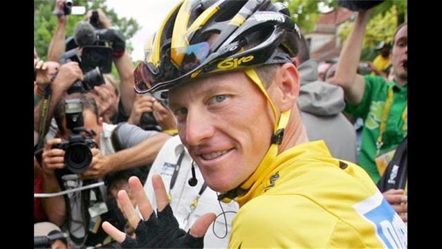 Justice Department Files Suit Against Lance Armstrong