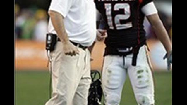 Former Tech WR Eric Morris Reacts to Suspension