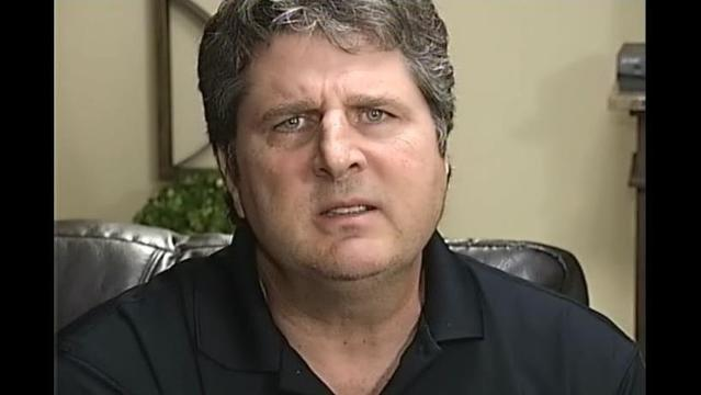 Leach Speaks Out