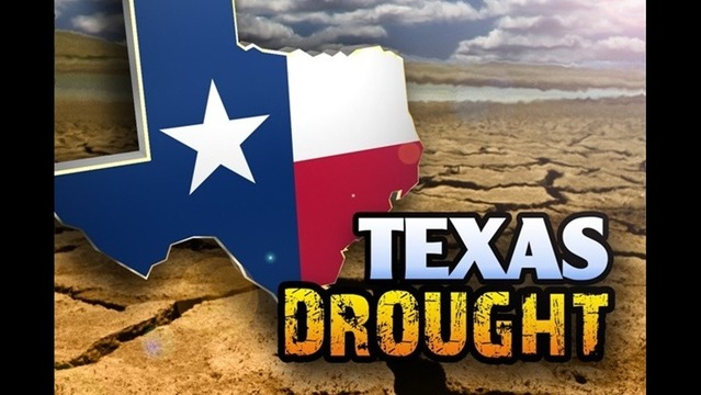 Texas Drought Information