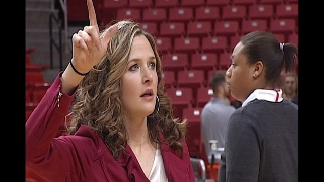 Candi Whitaker Out as Lady Raiders' Head Coach
