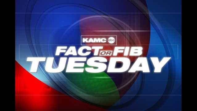 Fact Or Fib Tuesday