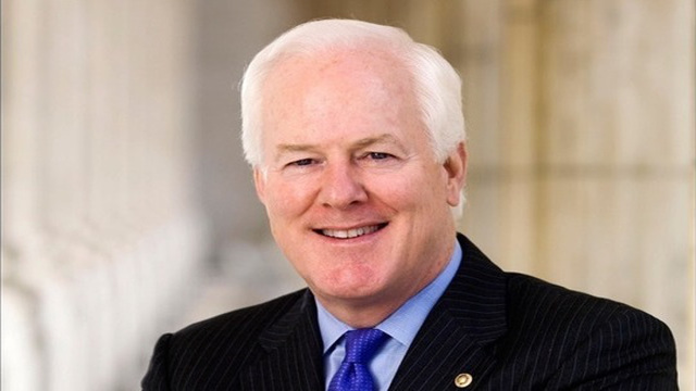 After Sutherland Springs, Cornyn Announces Bill to Strengthen Background Check System