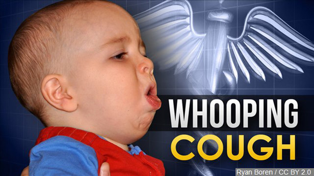 Public Health Advisory in Lubbock: Pertussis