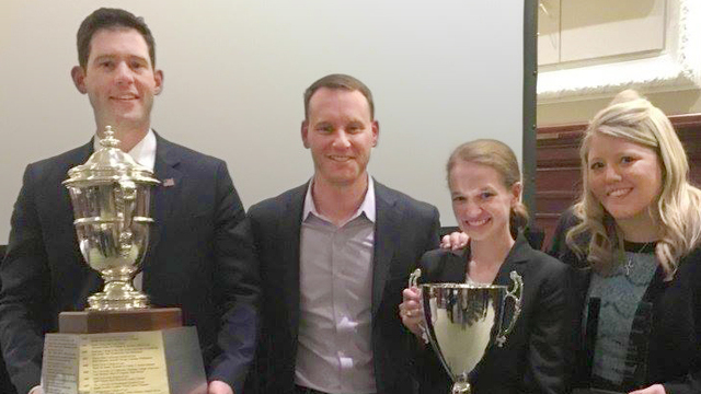 Texas Tech School of Law's Advocacy Team Captures National Moot Court Crown