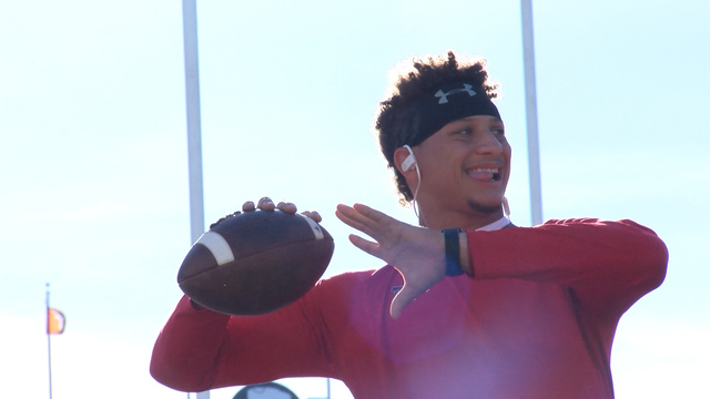 Texas Tech's Patrick Mahomes II to Hold Press Conference Regarding Future Plans