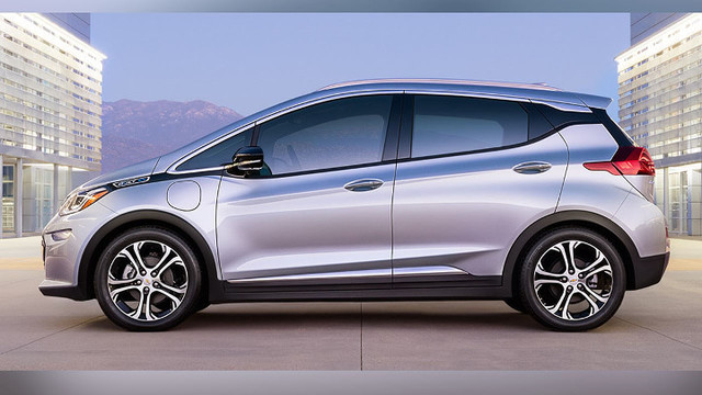 Chevy Bolt Wins Car of the Year