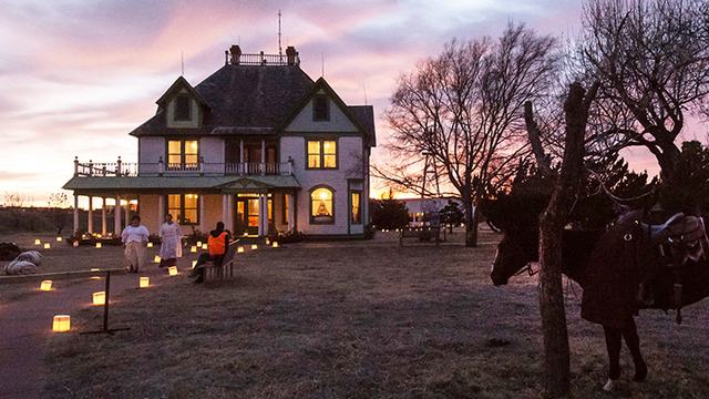 National Ranching Heritage Center Hosts 38th Annual Candlelight at the Ranch