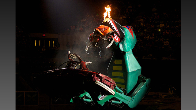Monster Truck Destruction Tour Coming to Lubbock