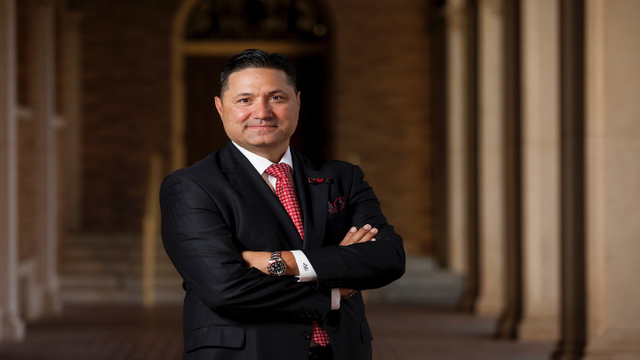 Juan Muñoz Named Sole Finalist for Presidency at University of Houston-Downtown