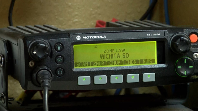 Wichita County Sheriff's Office Looks to Update Old Radio System