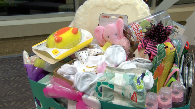 Lubbock Momma Honors Baby with Generous Gift to New Moms