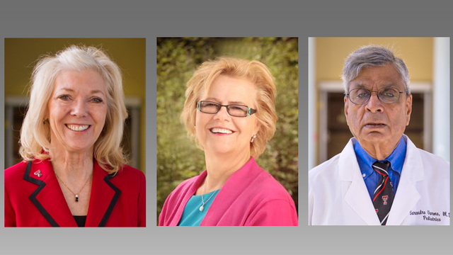 Board of Regents Approves Appointments of Grover E. Murray Professors