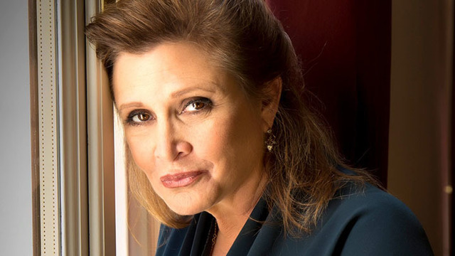Carrie Fisher Will Not Be Digitally Recreated in Upcoming Star Wars Films, Lucasfilms Says