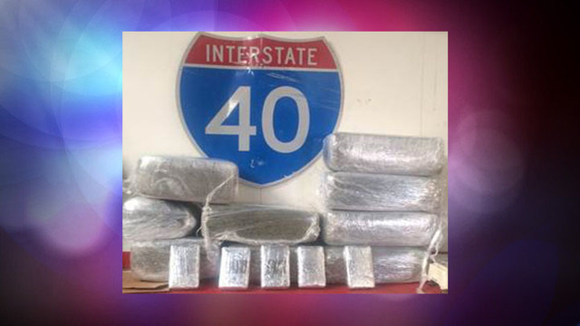 DPS Traffic Stop Leads to $787,000  Drug Seizure in Carson County