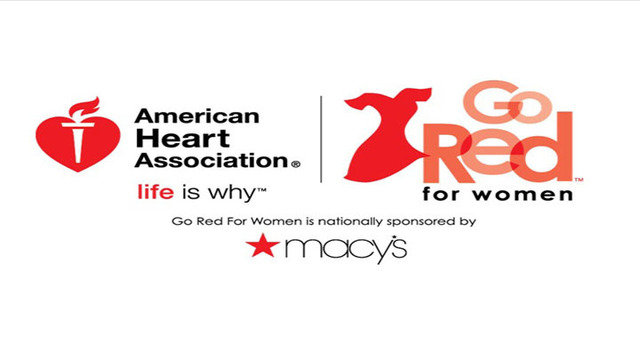 American Heart Association to Host Go Red for Women Luncheon on April 20