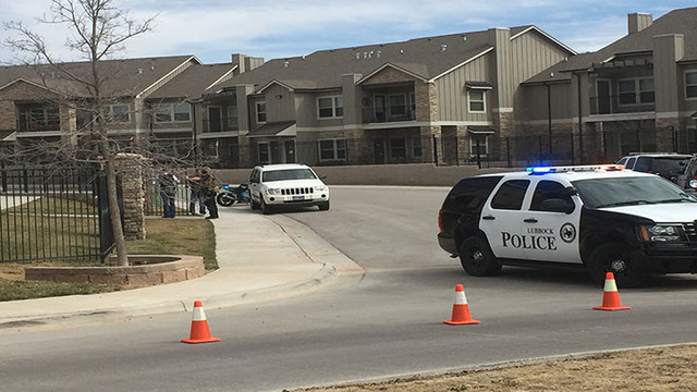 Police Release Details on SWAT Incident Sunday Afternoon in West Lubbock