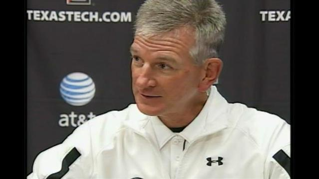 Former Texas Tech Coach Tuberville Running For Governor? Maybe.