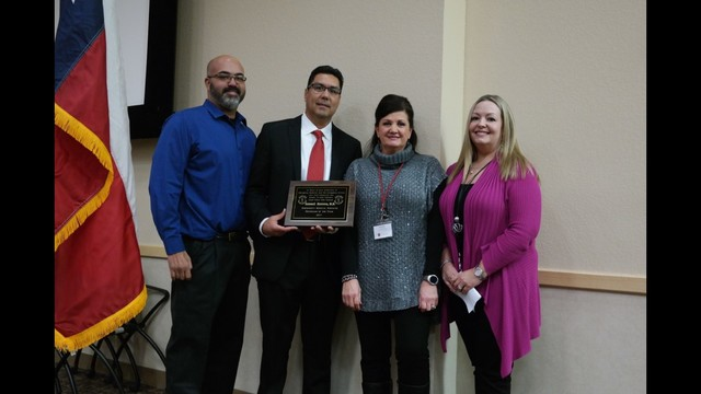 Covenant Children's ER Physician Named Physician of the Year
