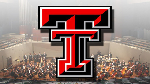 Texas Tech University Symphony Orchestra Performs First Concert of the Year