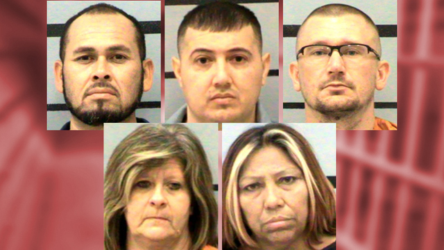 Six Busted in Methamphetamine Distribution Conspiracy, Charged in Lubbock Federal Court
