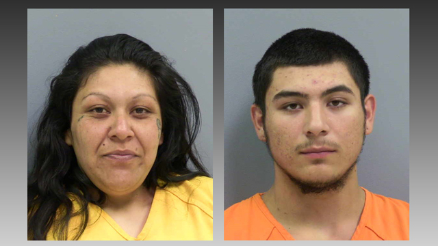 Mother and Son Plead in Incest Case in Clovis