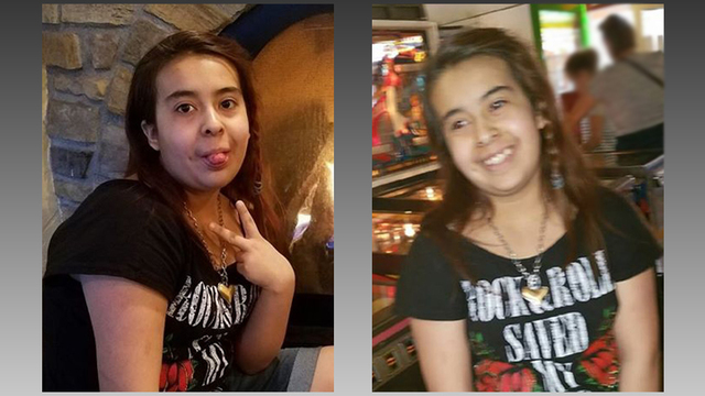 Colorado Springs Police Looking for 13-Year-Old Girl From Lubbock