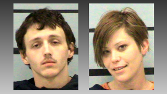 Lubbock Police Chase Ends in RV for One, Trash Can for Another