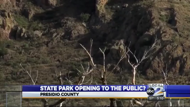 Chinati Mountains Could Open as a Texas State Park in the Future