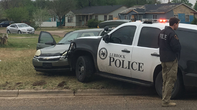 Suspect Led Lubbock Police on Chase With Two Children in Car