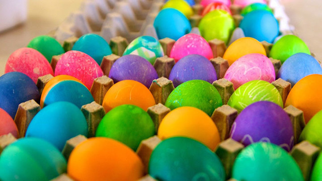 Easter egg hunts begin next weekend