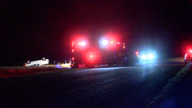 One Dead, One Injured in North Lubbock County Crash