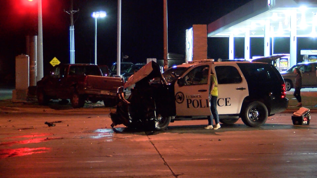 UPDATE: Two Injured Following Officer Involved Crash