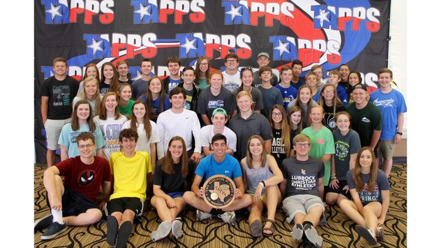 Lubbock Christian School Band Wins TAPPS 4A State Title