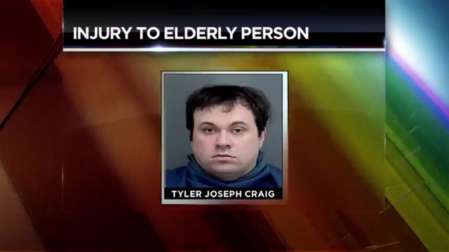 Wichita Falls Police: Grandmother Wouldn't Upgrade Grandson's Cell Phone, So He Allegedly Hit Her