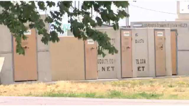 Storm Shelters Around Lubbock