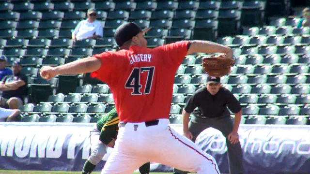 Gingery Gathers National Pitcher of the Year Accolade