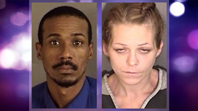 Anson Couple Arrested on Child Abuse Charges