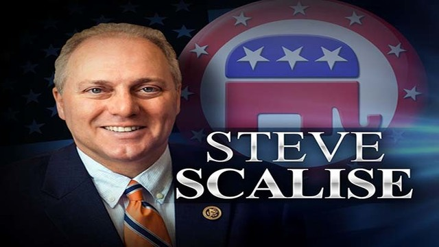 Rep. Steve Scalise's Condition Upgraded to Serious: He 'Is Speaking With His Loved Ones'