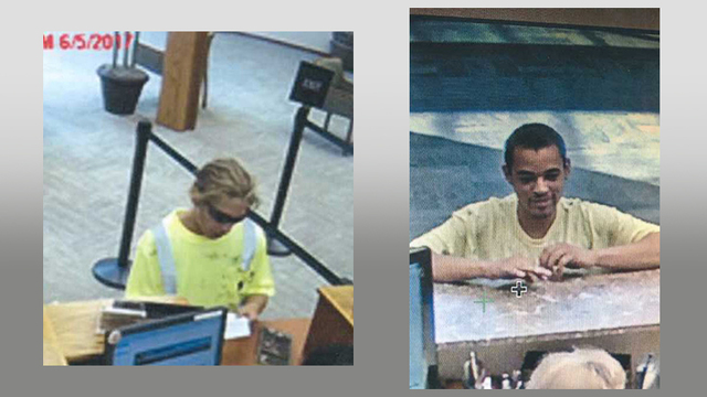 Gaines County Sheriff's Department Asking for Public's Assistance in Identifying Two Subjects